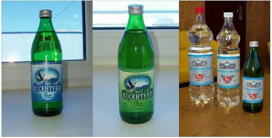 Минеральная вода популярна и на КМВ