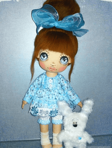 Рисунок 2 Привлекательная куколка от Natalidolls