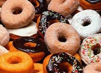 расчитать рецептуру для пончиков на пекарне и калькуляцию