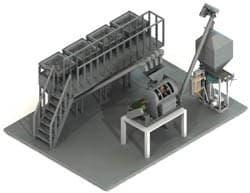 Малая установка по производству ССС