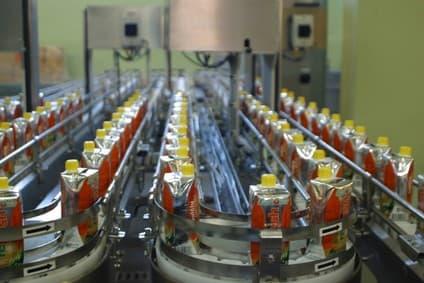линия по производству соков