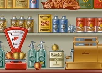 Бизнес-план образец с расчетами магазина продуктов