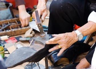 Помещение для ремонта обуви