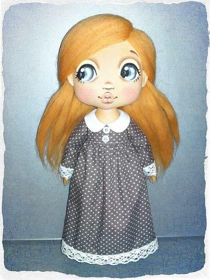 Рисунок 7 Еще одна куколка