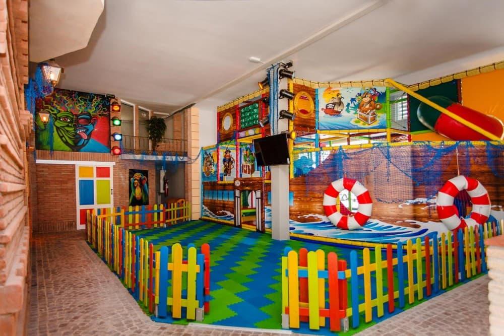 Фотоматериалы предоставлены игровым центром Barco Pirato Испания
