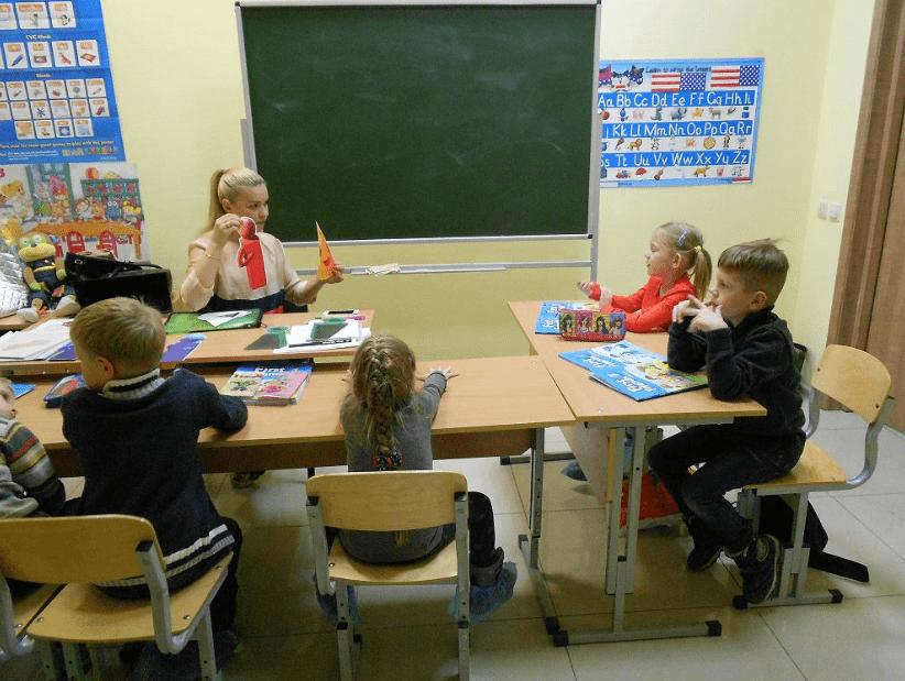 Как организовать школу иностранных языков