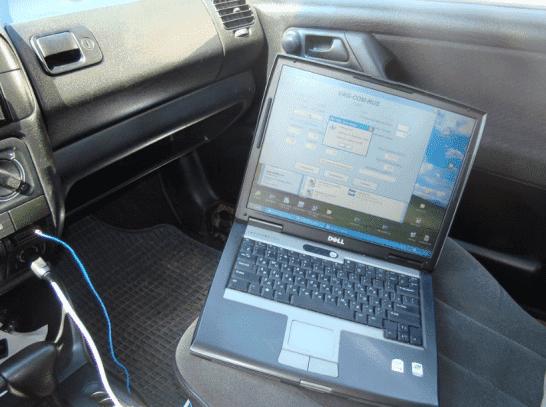 Диагностика автомобиля с помощью ноутбука своими руками прибор 79
