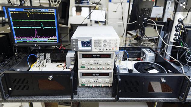 Система квантовой шифрации данных. Источник: Российский квантовый центр