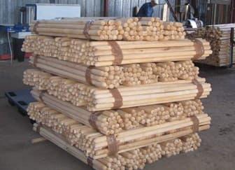 Производство черенков для лопат