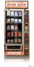 Торговые автоматы по продаже книг, журналов и газет (букоматы) от ... bdbb3da3f8f