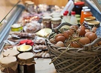 Бизнес на продаже деревенских продуктов