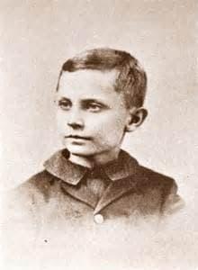2. Генри в детские годы