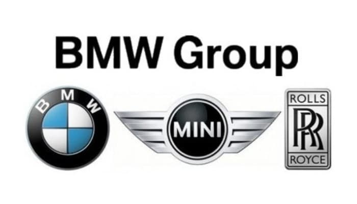Фото 6. Логотип BMW Group