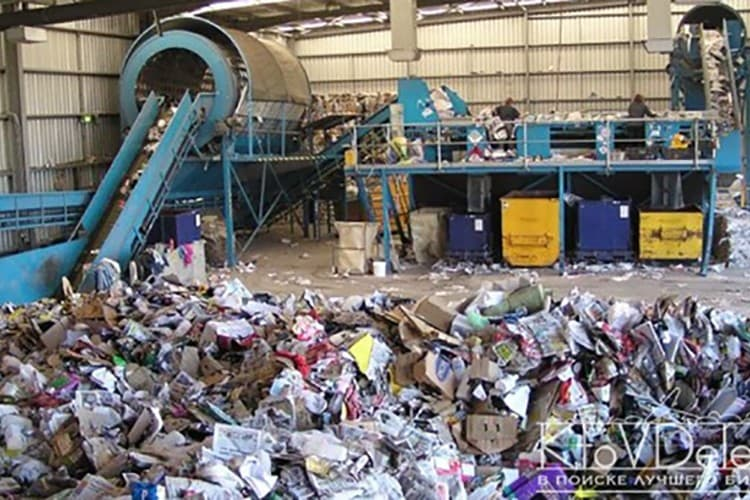 Как заработать на переработке мусора