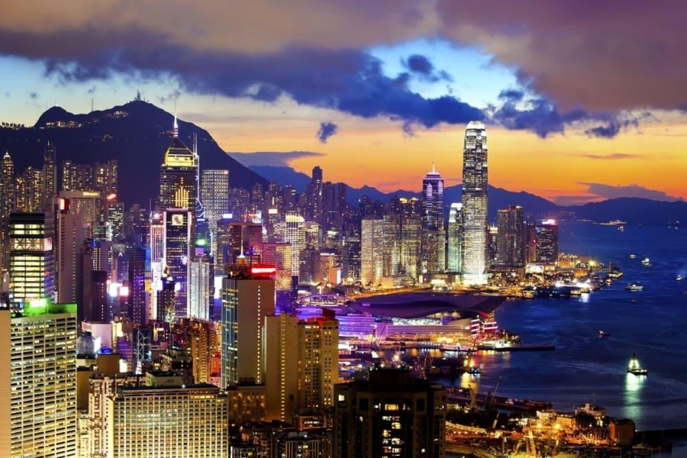 Фото 5. Сегодня Гонконг – развитый мировой мегаполис (есть здесь заслуга и Луи Че Ву). Источник: cestujlevne.com