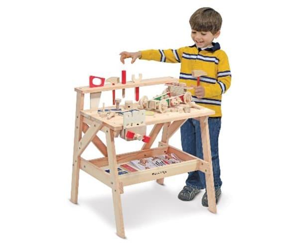 Рис. 15. Детский стол для инструментов