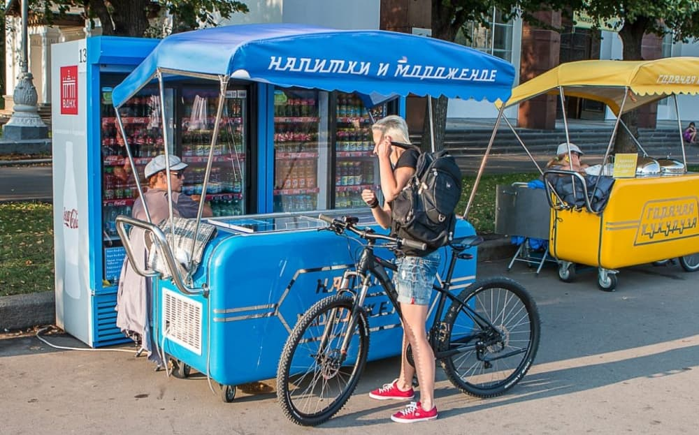 Павильон мороженое бизнес план